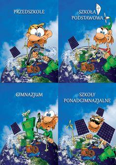Scenariusze zajęć dotyczących energii odnawialnej - dla przedszkoli, szkoły podstawowej, gimnazjów i szkół ponadgimnazjalnych. http://www.zielonaenergia.eco.pl/index.php?option=com_content&view=article&id=100&Itemid=190