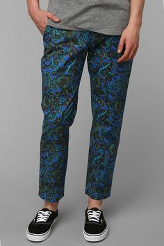 Your Neighbors Cropped Chino Pant