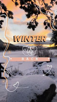 #mystory #winter #instastoryideas #norway #igstory #sunset #heart #winterisback Ig Story, Insta Story, Story Ideas, Norway, Around The Worlds, Sunset, Heart, Winter, Movie Posters