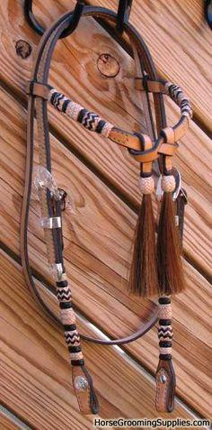 Handmade Custom Made Bridle - help me choose!