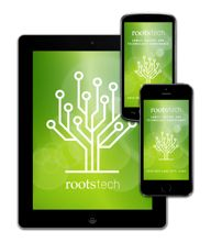 RootsTech is excited to offer attendees a free mobile app that gives you access to conference information at your fingertips. You can:    Create a class schedule, Find speaker information, Discover exhibitor details, Connect with other attendees, Tweet about your favorite RootsTech discoveries. #familytreecom #rootstech2014 #familytree