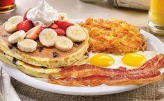 "Denny's transforma sus ""pancakes"""