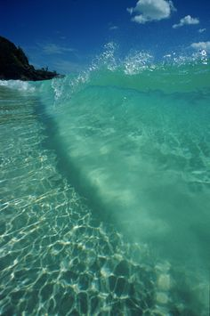 Winter waves on Windsor Beach, Bermuda-scott stallard