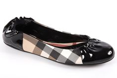 Burberry Flats shoes Womens in Leather (3692098) http://www.outletdelfashion.it/woman-shoes/?p=2488