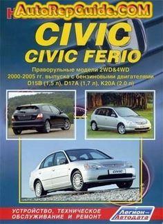 download free honda fit jazz 2001 2007 repair manual image rh pinterest com 2017 Civic Hatchback 2016 Civic Hatchback