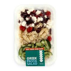 Bulk Greek Pasta Salad 800g | Woolworths.co.za