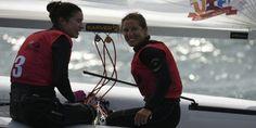 Voile - ChM (F) - Hélène Defrance et Camille Lecointre médaillées de bronze aux Mondiaux de 470 Check more at http://info.webissimo.biz/voile-chm-f-helene-defrance-et-camille-lecointre-medaillees-de-bronze-aux-mondiaux-de-470/