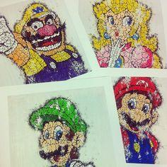 Super Mario Bros. Combo Pack by TILT, $999