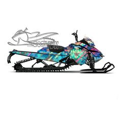 Custom Sled Wraps for brands like Arctic Cat, Ski-doo, and Polaris. Transform your Sled with a unique look and added protection with Braap Wraps. Snow Toys, Snow Machine, Snow Girl, Snow Fun, Snow Bunnies, Hot Rod Trucks, Riding Gear, Jet Ski, Winter Fun