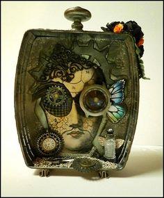 boite tiroir steampunk 1