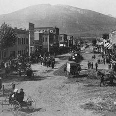 Hamilton,Montana  1800s