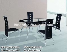Restaurant/dining chairs and tables for dining room