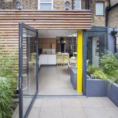 A nightclub inspired modern kitchen | Kitchen design ideas | PHOTO GALLERY | Beautiful Kitchens | Housetohome