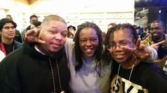 Dea One (Producer), Lisa (Pulsar Music), and Glo (Pulsar Music)