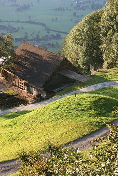 Rufi, Obwalden, Switzerland. My paternal ancestors stomping grounds. Been there. It's awesome. Wonder why they ever left.