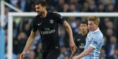 Foot - C1 - PSG - PSG : Thiago Motta touché aux ischios