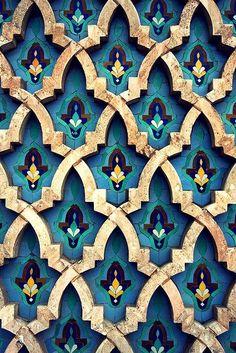 Moroccan Tiles Mais