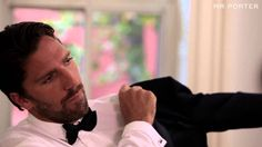 The Way I Dress: Mr Henrik Lundqvist - MR PORTER