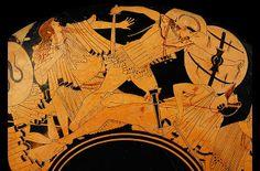 Aquiles y Héctor