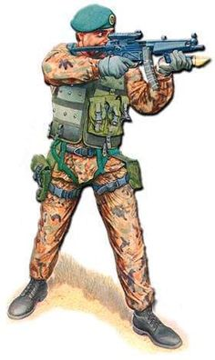 Italian Army special forces COMSUBIN - pin by Paolo Marzioli