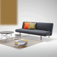 Luxe slaapbank Innovation Unfurl