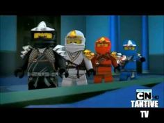 Lego ninjago rise of the snakes episode 17 ninjaball run part 1