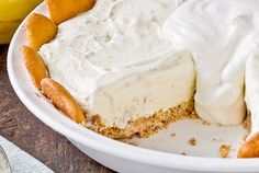 Banana Pudding Ice Cream Pie — Recipe from The Kitchn