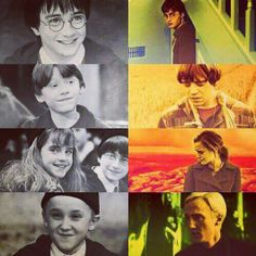 Harry Potter´s characters
