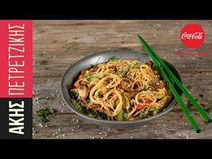 Dinner Recipes, Dinner Ideas, Japchae, Stir Fry, Cooking Time, Noodles, Asian, Make It Yourself, Lab