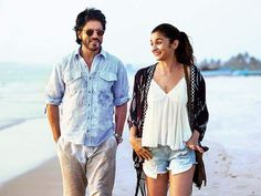 The new still from 'Dear Zindagi' movie featuring Shah Rukh Khan and Alia Bhatt is refreshing and unique. Check it out here.