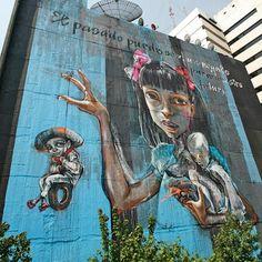 Le street-art de Herakut !