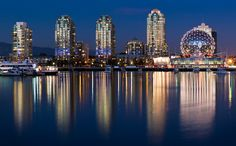 Vancouver, BC Canada. Where I am right now :)
