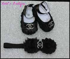 Baby shoes...babies shoes...newborn baby shoes...rosette baby shoes.... $26.99, via Etsy.