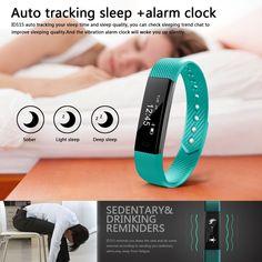 4d4ec2794 Fitness Tracker Watch - Fitness Tracker Smart Bracelet TopBest Bluetooth  Call Remind Remote Self-Timer Smart Watch Activity Tracker Calorie Counter  Wireless ...