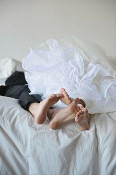 weekend in bed via marinagiller.com