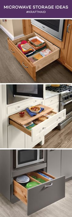 1000 images about kraftmaid kitchen bath storage ideas for Kraftmaid storage solutions
