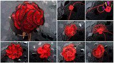 iğne oyası karanfil çiçeği yapımı konusunda resimli anlatım üzerinden yapacağınız incelemeyle detaylı bilgi elde edebilirsiniz.