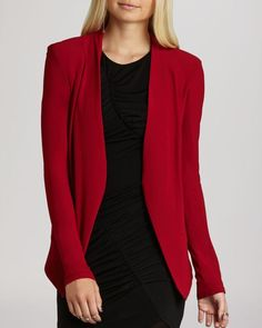 BCBGeneration Jacket - Light Drape