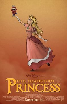 Geeksngamers The Toadstool Princess
