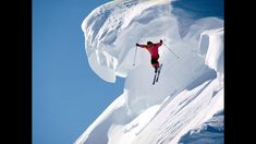 Skiing and Snowboarding Winter Sports Pictures Ski Extreme, Extreme Sports, Ski Et Snowboard, Snowboarding, Ski Ski, Alpine Skiing, Snow Skiing, Rollers, Cool Winter