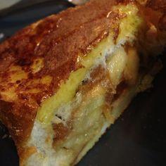 Banana French Toast #Recipe