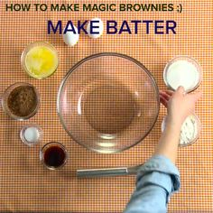 Celebrate 4/20 with this to-die-for magic brownie recipe.