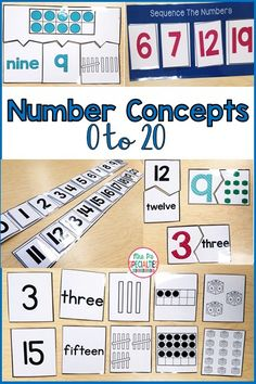 Do your students need extra practice in order to learn and generalize number concepts? My special education students need tons of varied practice to learn and apply their skills. We love using these materials in direct instruction, task boxes, math groups and in the sensory bin. Perfect for my autistic students!!