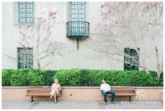 A day at the park | Balboa Park Engagement Photo | San Diego Engagement Wedding Photographer | Kristine Marie Photography | © www.kristinemariephotography.com
