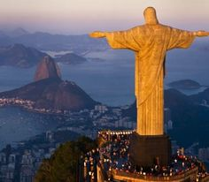 Rio de Janeiro, one of the best places to go in January. Read more here: http://www.roughguides.com/article/best-places-to-visit-january/#ixzz2jJk8DDJ3