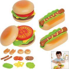 Creative Kidstuff Hamburgers ...