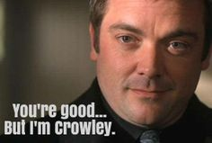 It's good to be the king 9x11 First Born #Supernatural #SPN9