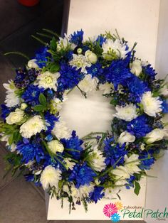 Anzac Day Wreath Flowers Today, Send Flowers, Anzac Day, Local Florist, Flower Delivery, Amazing Flowers, Special Day, Flower Arrangements, Floral Wreath
