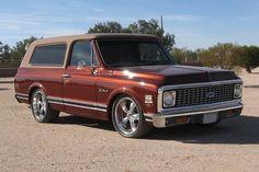 Classic Chevy Blazer