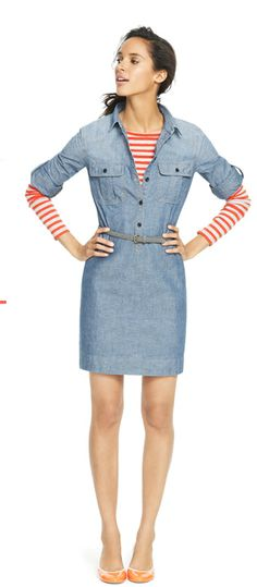 JCrew Outfit Inspiration!  I think I got everything to copy this look! :)